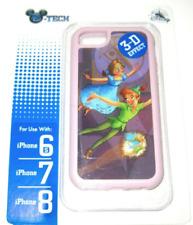 Disney DTech iPhone 8 7 6S Case ✿ Small World Clock Peter Pan Tink Tinker Bell