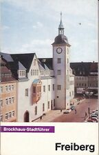 Brockhaus - Stadtführer  Freiberg i. Sachsen, 1. Auflage 1976