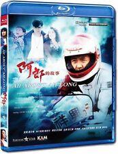 "Chow Yun-Fat ""All About Ah Long"" Johnnie To Kei-Fun 1989 HK Drama Blu-Ray"
