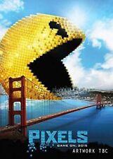 PIXELS DVD - NEW / SEALED - UK STOCK