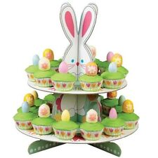 Easter Bunny Treat & Egg Stand from Wilton #118 - NEW