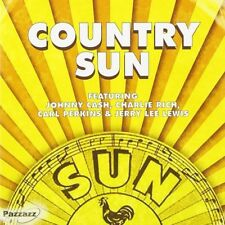 COUNTRY SUN (Johnny Cash,Mack Vickery,Jerry Lee Lewis,Carl Perkins)  CD NEUF