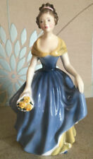 Blue 1960-1979 Royal Doulton Porcelain & China Figurines
