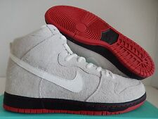 NIKE SB DUNK HIGH TRD QS BLACK SHEEP WOOL SUMMIT WHITE SZ 11 [881758-110]