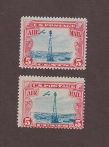 US,C11,FLYING FAST AND SLOW, EFO,1928 BEACON, COLLECTION,MINT NH,VF