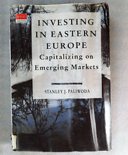 Investing in Eastern Europe book Stanley Paliwoda business economics investment