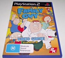 Family Guy Video Game PS2 PAL *Complete*