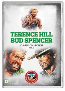 Terence Hill / Bud Spencer Classic Collection Vol 3 DVD (Region 2 PAL)