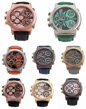 Polished Analog Wristwatches with Chronograph