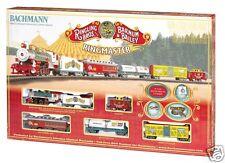 Bachmann Ho Ringling Bros & Barnum Train Set 714