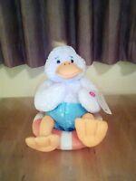Ganz Splash Stuffed Duck That Sings