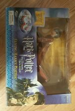 Harry Potter and the Prisoner of Azkaban Flying Quidditch Figure COMPLETE NIP
