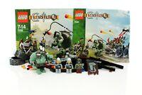 LEGO Minifigure Fantasy Era Troll Warrior 6 cas398 Castle Giant Chess Set Piece