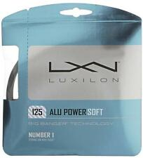 Corde Tennis LUXILON BB Alu Power Soft 1,25 n.8 matassine 12m monofilamento
