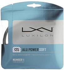 Corde Tennis LUXILON BB Alu Power Soft 1,25 n.1 matassina 12m monofilamento