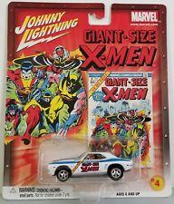 Johnny Lightning - MARVEL #4 - Giant-Size X-Men  #1 - 1969 Chevy Camaro RS/SS