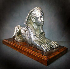 GENUINE RARE, EARLY 1920's CAR MASCOT in the FORM of a SPHINX