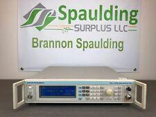 IFR Marconi 2024 9kHz - 2.4GHz Signal Generator w/ Hi Stability & Fast Pulse Opt