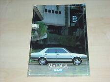 51469) Seat Malaga Prospekt 1987