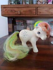 Vintage My Little Pony MLP G1 Rainbow Pony Confetti UK 1983