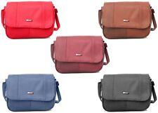 New Ladies Womens Girls Designer Soft PU Leather Handbag Shoulder Bag - 90700