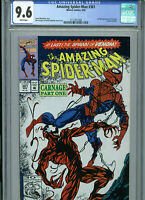 Amazing Spider-man #361 CGC 9.6 NM+  Marvel Comics 1st Carnage Amricons B20