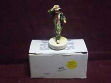 Vintage Sebastian Miniatures Figure Clown #6205