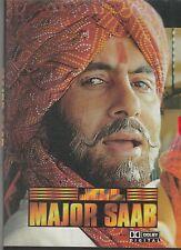 Major Saab - Amitabh Bachchan [Dvd] 1st Edition Released