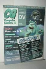 RIVISTA COMPUTER GAZETTE CG ANNO 16 NUMERO 12 DICEMBRE 2001 NUOVA ITA VBC 50205