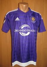 ORLANDO CITY 2015/2016 HOME FOOTBALL SHIRT SOCCER JERSEY MLS USA ADIDAS KAKÁ ERA