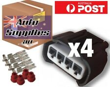 Coil Plug Connector Set of 4 for Toyota Coil Pack Yaris Corolla Echo 3SGE