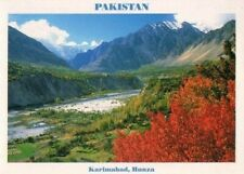 Pakistan Beautiful Postcard Hunza Valley ..