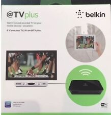 New Belkin @TV Plus WiFi Mobile TV 4 Smartphone Watch Live TV On Phone Anywhere