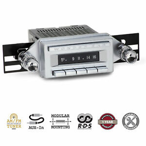 RetroSound Wonder Bar 3 Radio for 1958-65 Buick Chevrolet Studebaker RetroRadio