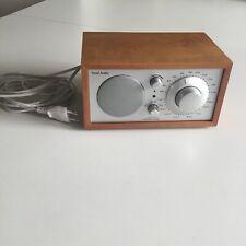 FM/AM- Radio Tivoli Audio model one ? Ausführung in Kirsche/ Silber