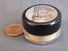 OPAL - Ivory Cream EYE SHADOW Natural Mineral Makeup Powder 4 gm