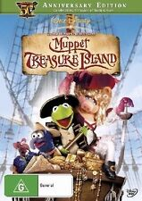 Muppet Treasure Island (DVD, 2005)