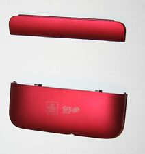 OEM HTC Inspire 4G Back Cover Battery Door AT&T 2 Piece - Red