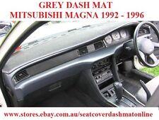 DASH MAT, DASHMAT MITSUBISHI MAGNA, VERADA 1992-1996, BLACK
