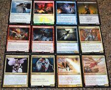 ***Multi-Color Angel Collection*** Rare Tribal Deck EDH MTG Foil Magic Cards
