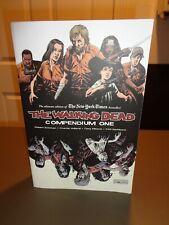 The Walking Dead Compendium One 1 by Robert Kirkman (Paperback 2015) Comic Book