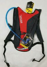 Camelbak Classic Omega Reservoir Hydration Pack Red & Gray 70 oz 2L New With Tag