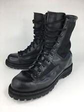 """Danner 21210 Acadia 8"""" Black Waterproof Gore-Tex  Boots Size 8.5 EE"""