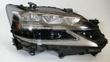 16 17 18 LEXUS GS GS350 TRIPLE BEAM LED RIGHT HEADLIGHT HEADLAMP INSURANCE QLTY