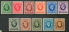 GB. KGV. 1934 PHOTOGRAVURE. SG 439-449, 1/2d to 1/-. UNMOUNTED MINT MNH