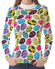 Normalgröße-hüftlange Langarm Damen-T-Shirts