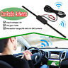 Auto Car Hidden Amplified Antenna 12V Electronic Stereo AM/FM Radio Universal