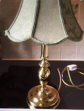Vintage Brass Candle Lamp
