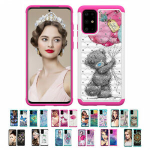 For Samsung Galaxy S20 Ultra S10 9 8 E Plus Case Giltter Bling pattern Cover