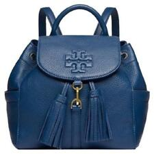 081f0fc89ea Authentic Tory Burch Thea Mini Backpack in Tidal wave and dust bag MSR  450
